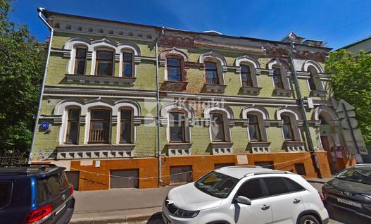 Особняк Предтеченский Б. переулок, 10, id os1242, фото 1