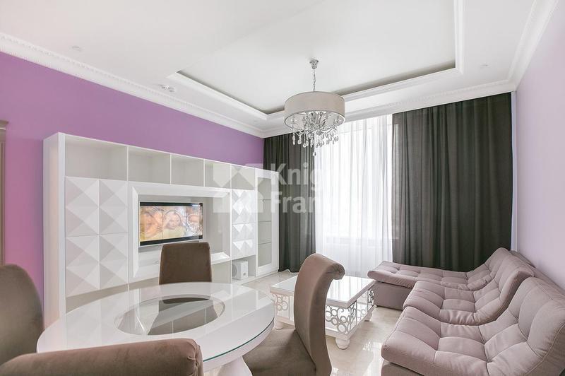 Квартира Дом на Мосфильмовской, id al27503, фото 1
