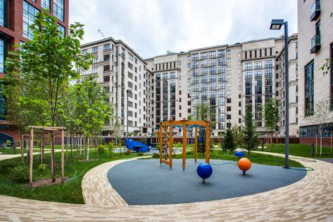Квартира Садовые Кварталы, id as21900, фото 3